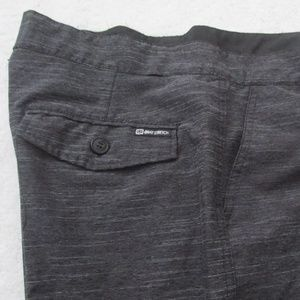 OP Shorts Flex 4 Way Stretch Mens Size 32 x 9""